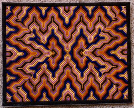 Cathys Bargello Florentine Patterns Page